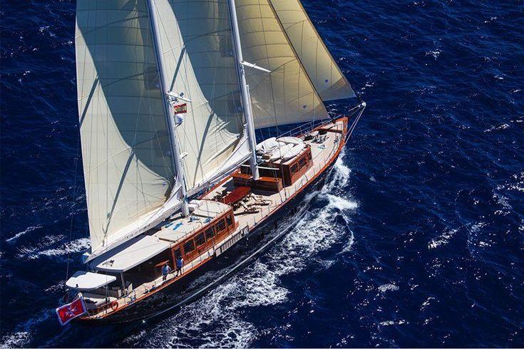 The Borgo Santo Pietro Group Launches Luxury Yacht, Satori | Luxury Travel Advisor #traveladvisor