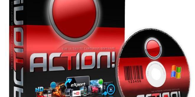 Mirillis Action 1.29 Serial Key