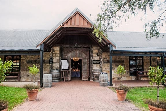 Peppers Creek Barrel Room, Pokolbin Hunter Valley. Photo: Pictures & Hearts