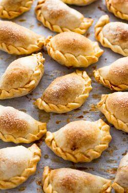 Baked Empanadas - canuckcuisine.com