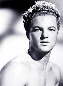 """Johnny Sheffield as """"Bomba, The Jungle Boy"""" in Tarzan films starring Johnny Weissmuller."""