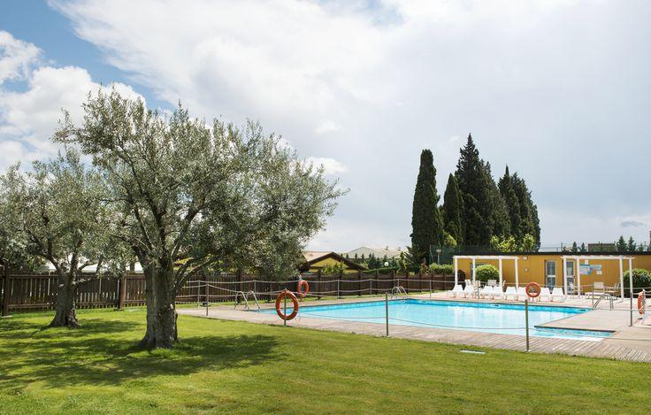 La Alquería - piscina