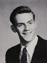 Christopher Lloyd as a senior in high school, if Marty went back to save Doc from a high school bully!!!!!!!!!!!!!