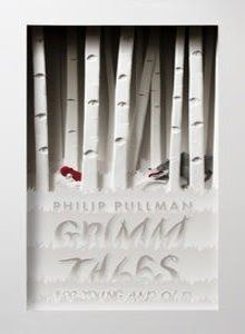 Bookshelf Butterfly: Grimm Tales by Philip Pullman
