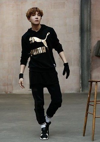 BTS   j-hope ] swag