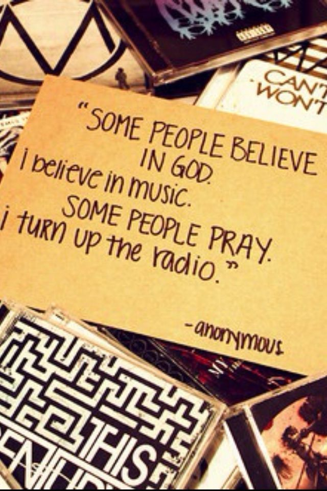 Although I  also believe in God and prayer, I  really like this quote