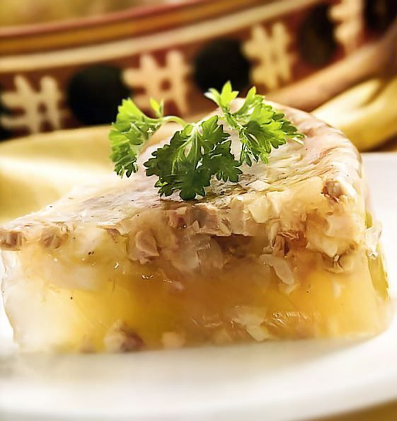 Ukrainian aspic recipe kholodets recipe more russian for Cuisine x roussien