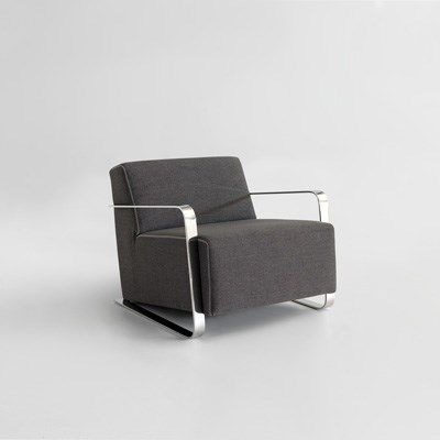 TALASI | Una butaca que inspira comodidad con un diseño ligero y natural, a la par que elegante por su forma y sencillez.