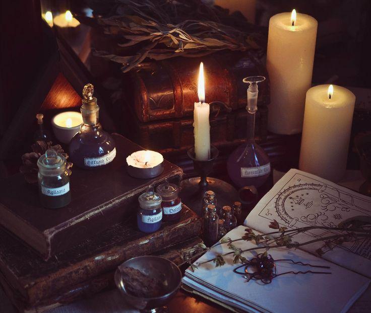 beautycreek:  Magic night rituals