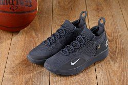 05b216ff3a9d1 Nike Zoom KD 11 Grey Red Men s Basketball Shoes in 2019