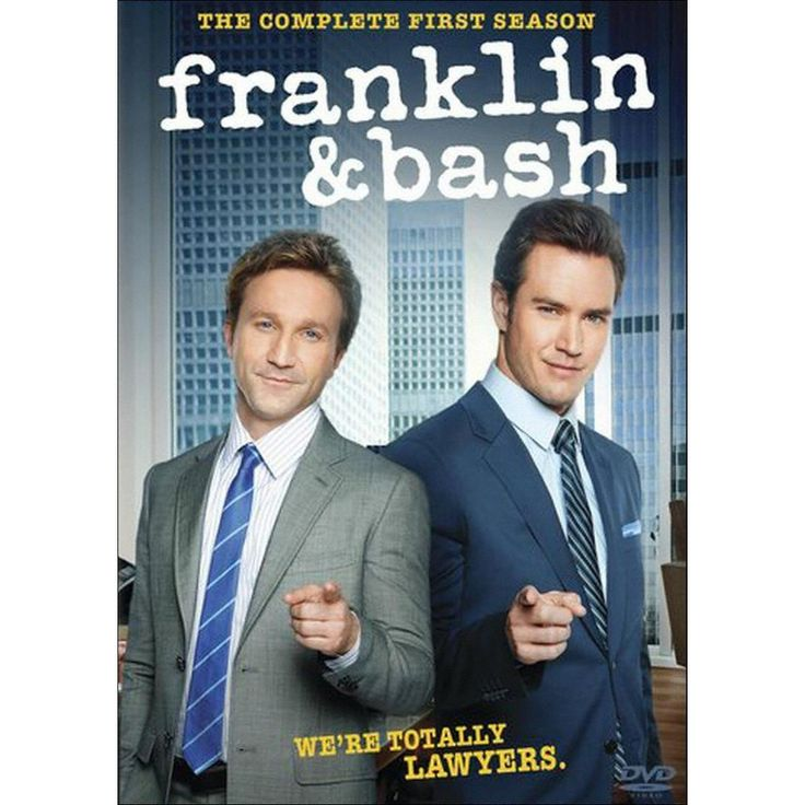 Franklin & Bash: The Complete First Season (3 Discs) (dvd_video)