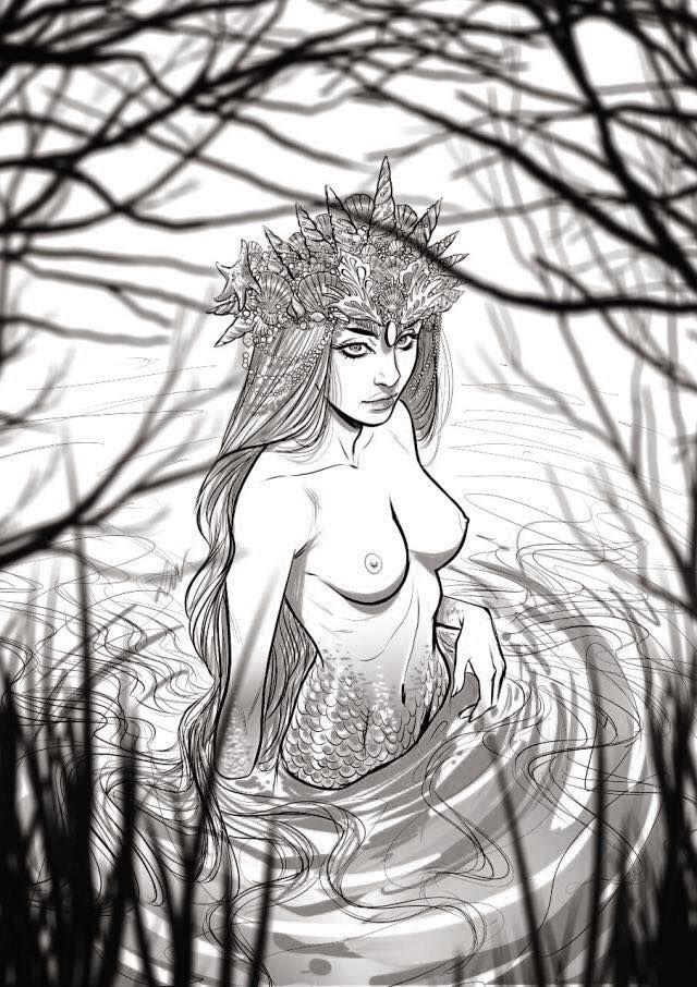 Sereias!!!!! Separei os Wallpapers para deixar seu celular no mundo das sereias também, espero que gostem! ...
