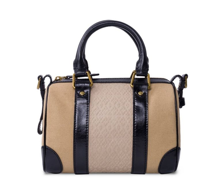 YAAGLE Damen Taschen Frühlingsfest Handtasche europäisch Canvas Segeltuch Schultertasche Boston Tasche Kissenpackung Baguttes Bowlingtasche-beige(small): Amazon.de: Koffer, Rucksäcke & Taschen