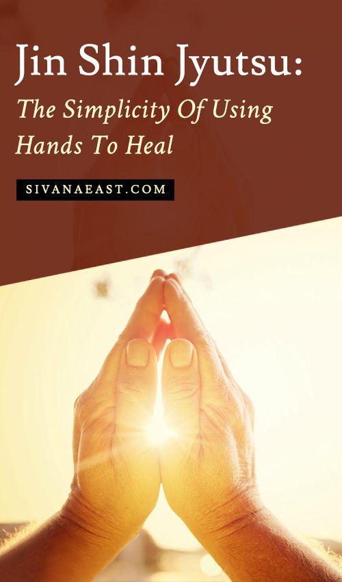 Jin Shin Jyutsu: The Simplicity Of Using Hands To Heal