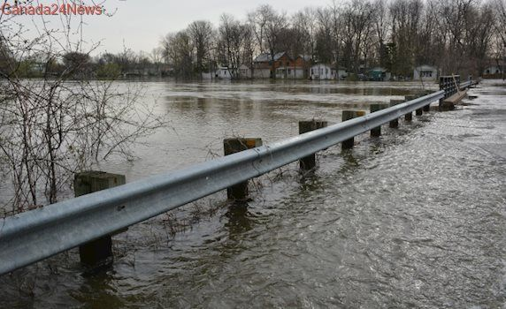 Rainfall warning issued as flood watch continues across Quebec