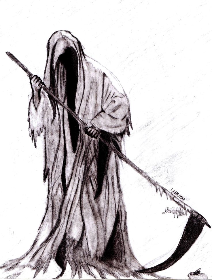 Best 25 Grim reaper drawings ideas on Pinterest  Grim reaper art