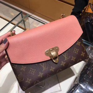 c24d1ea81d80 Louis Vuitton Saint Placide Chain Bag M44274 Peche Designer Purses