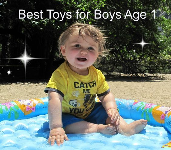 Best Toys for Boys Age 1