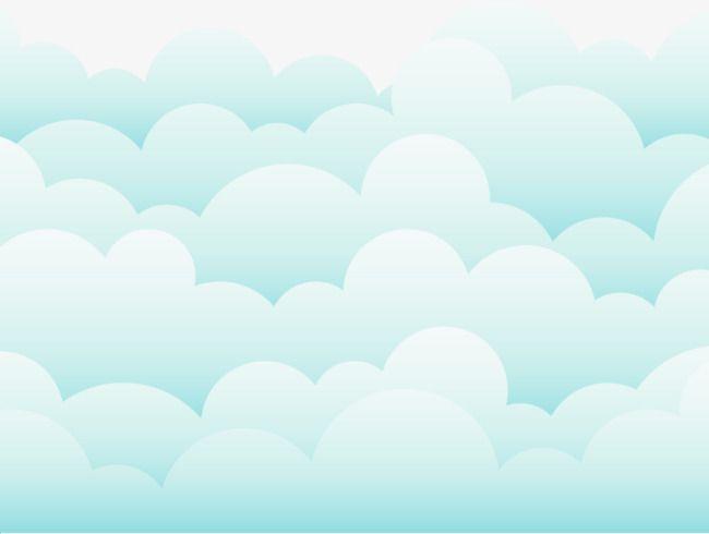 Nuvens Bonito As Nuvens No Ceu Nuvens Brancas Azul E Nuvens Png