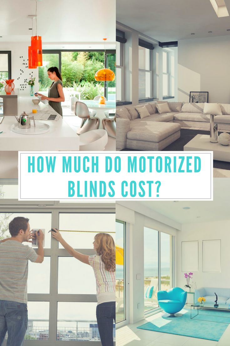 25 B Sta Motorized Blinds Id Erna P Pinterest