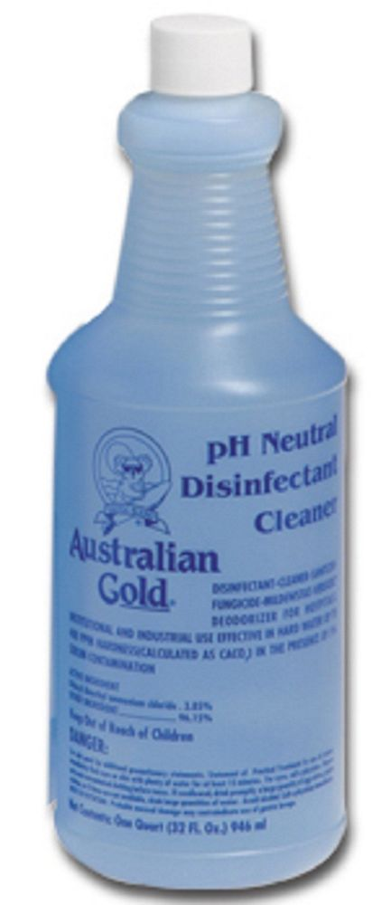 Australian Gold Tanning Bed Disinfectant Cleaner 32 oz Concentrate  Free Lotion #AustralianGold