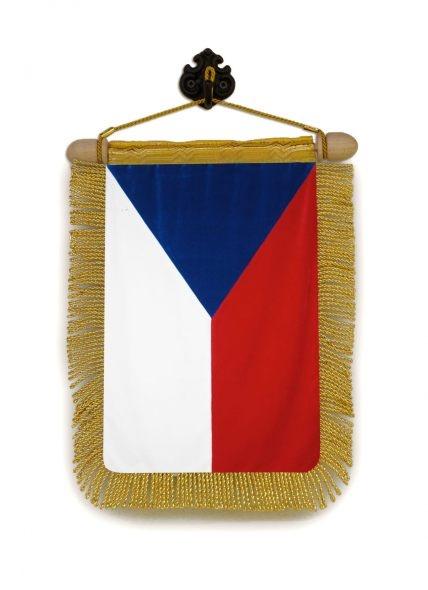 Stolní vlaječka ČR - Tableflag CR