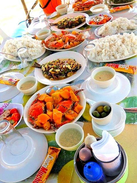 レシピとお料理がひらめくSnapDish - 6件のもぐもぐ - seafood by don kevin lising