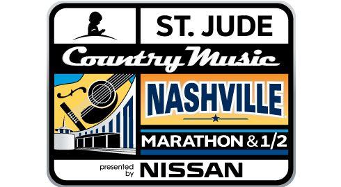 Nashville // 4.25 St. Jude Country Music Nashville Marathon