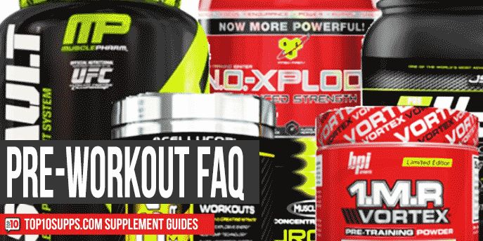 What is a pre workout supplement? We take a close look into this supplement used by a wide array of athletes and fitness and health enthusiasts.