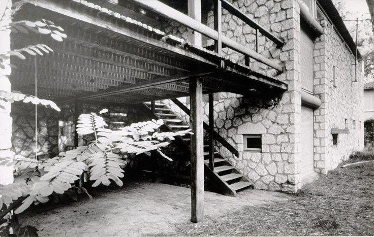 Le Corbusier, Villa Le Sextant, Mathes, Francia, 1935