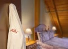 Soft robes in every room