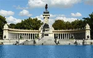 Retiro Park, Spain, my favorite park!