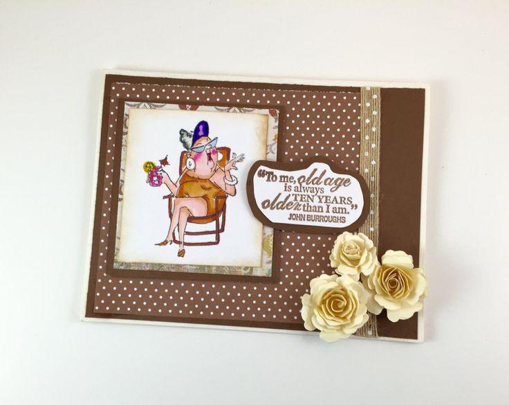 Humorous card,Funny card,Humorous Birthday,Funny Birthday,Funny card for friend,Humorous friend,Humorous Girlfriend,Funny Girlfriend, by…