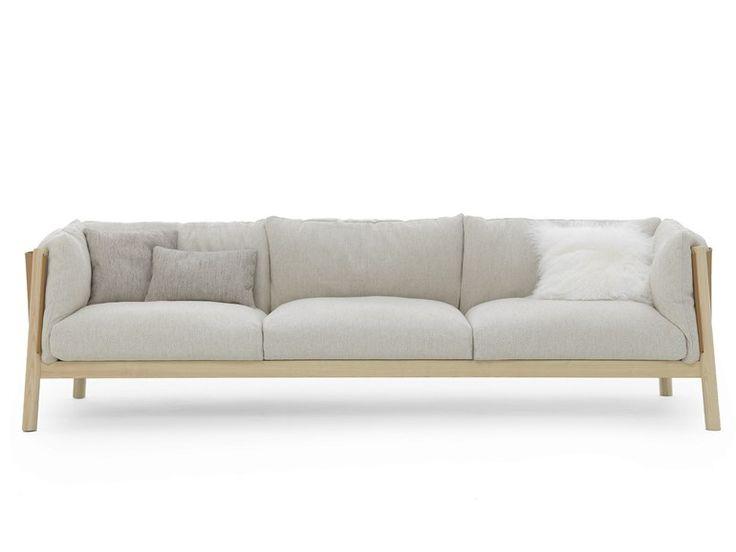 YAK Sofa By DE PADOVA Design LucidiPevere
