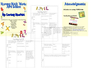 Free Morning Math sheets for the entire month of April. Great review for state testing!Math Fun, Grade Ideas, Math Sheet, Schools, Math Ideas, Free Mornings, Entire Month, Classroom Ideas, 4Th Grade