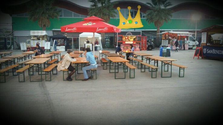 Re dello Street Food  T-BURGERTRUCK #Pescara