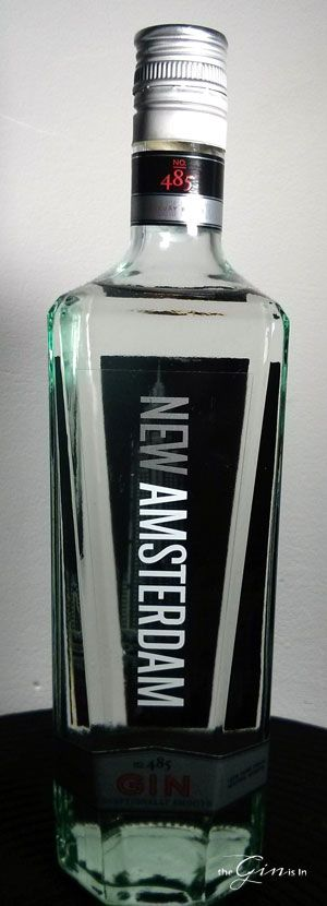 New Amsterdam Gin review | The Gin Is In