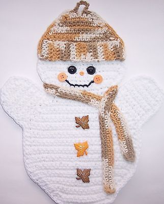 17 Best images about snowman dishcloth on Pinterest Free ...