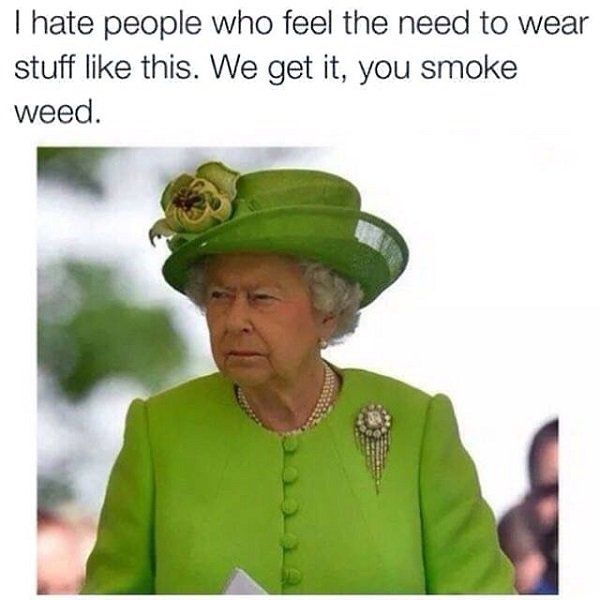 22 Blazing Stoner Memes To Chill Out With