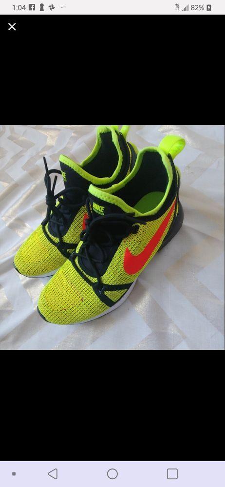 detailing 07813 d98fb (eBay link) Nike Duel Racer Men s Volt Bright Crimson Black Tour Yellow  18228700  fashion  clothing  shoes  accessories  mensshoes  athleticshoes