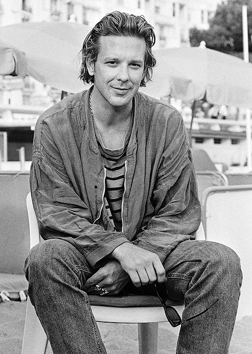 Mickey Rourke, Cannes 1988