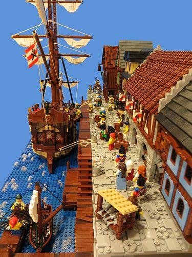 #LEGO Treasure Island - Bristol