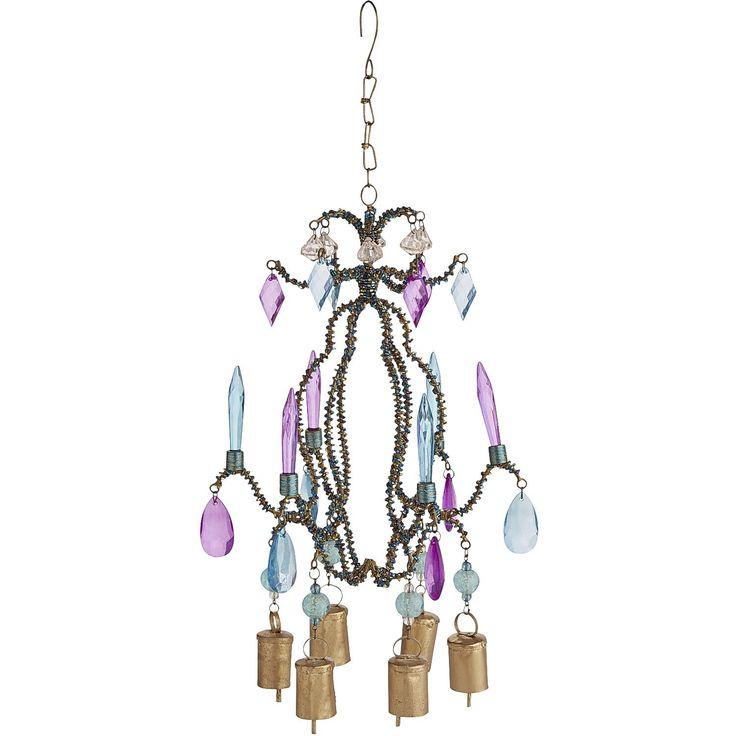 Jewel Tone Wind Bells Chandelier Pier 1 Imports
