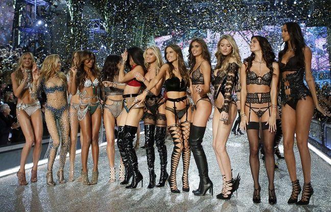 VIDEO. Défilé Victoria's Secret à Paris: «Et moi je vais rentrer à la maison en métro et en culotte H&M»