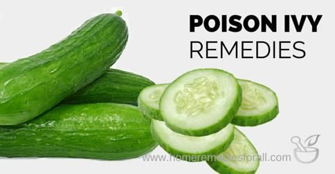 7 Home Remedies for Poison Ivy Rashes