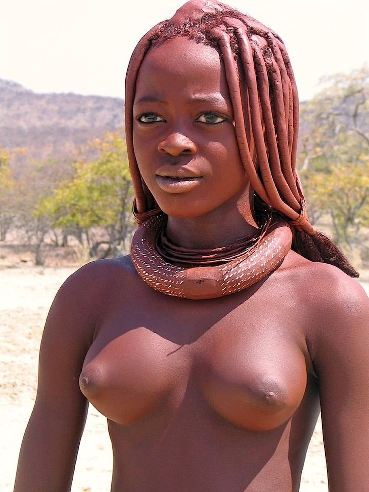 "kokujinkun: ""ghanaian-princess: "" "" "" Oh my god I thought it was a sculpture "" Ditto. I wonder how my skin would be if it was in the sun all the time, too? "" actually her skin is covered in a redclay and fat substance that acts as sunscreen. so the..."