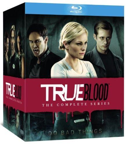 True Blood: Complete Box - Säsong 1-7 (Blu-ray) (30 disc) (Blu-ray)
