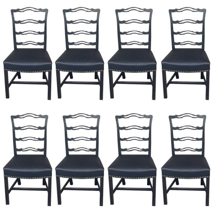 25 Best Black Dining Room Chairs Ideas On Pinterest
