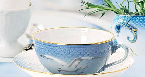 Bing & Grondahl porcelain pattern  Seagull