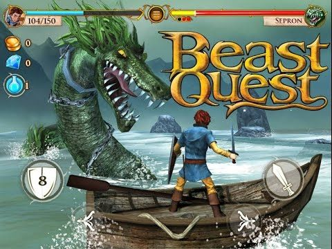 #BeastQuest #Gameplay Video Take a role of the warrior Tom and kill the #snowmonsters - http://9fishgames.com/unity3d-games/3d-fighting-games/beast-quest.html